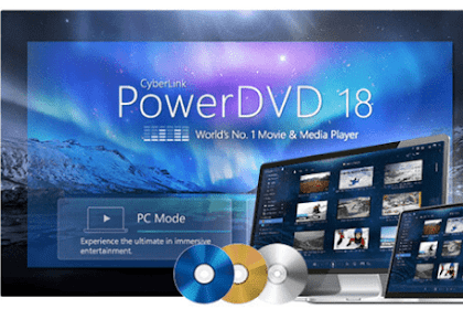 PowerDVD 18 Ultra Free Download