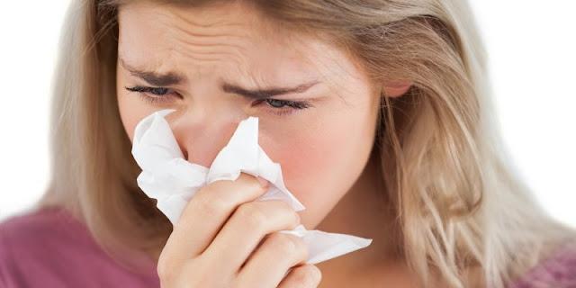 Obat Herbal Sembuhkan Rhinitis (Radang Selaput Lendir Hidung)