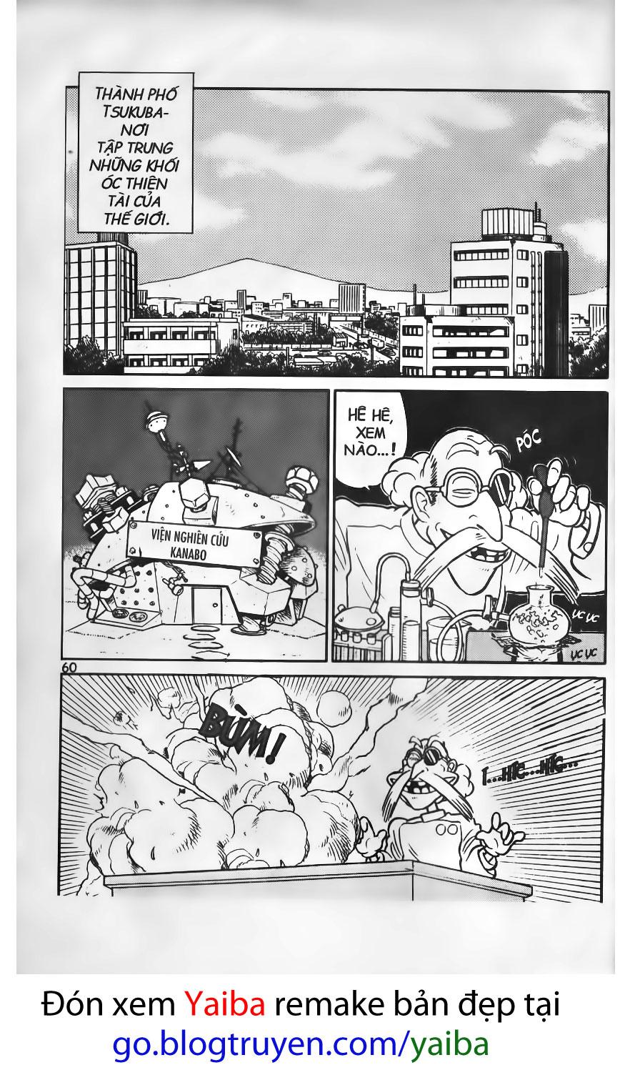 Yaiba chap 63 trang 3