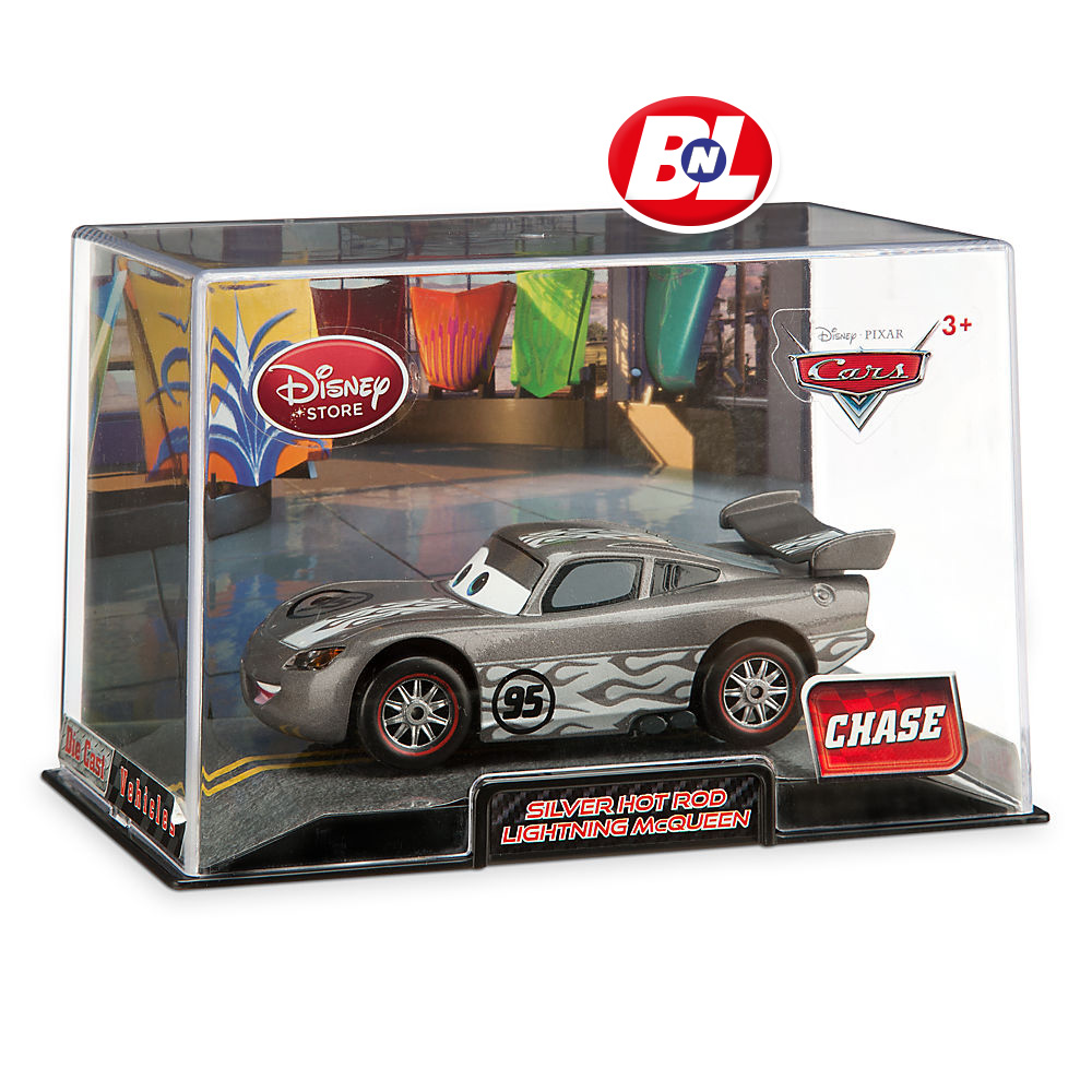 Welcome On Buy N Large Cars 2 Lightning Mcqueen Silver