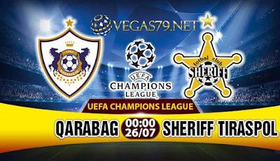 Nhận định, soi kèo nhà cái Qarabag vs FC Sheriff