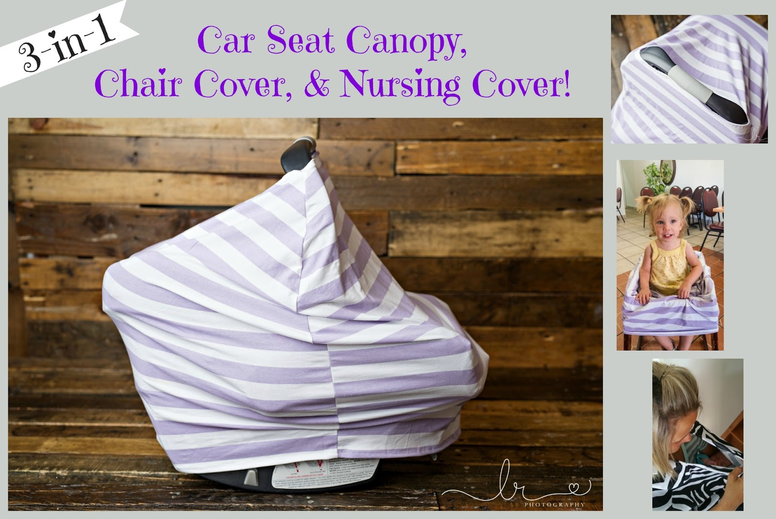 Stretchy Car Seat Cover Uses