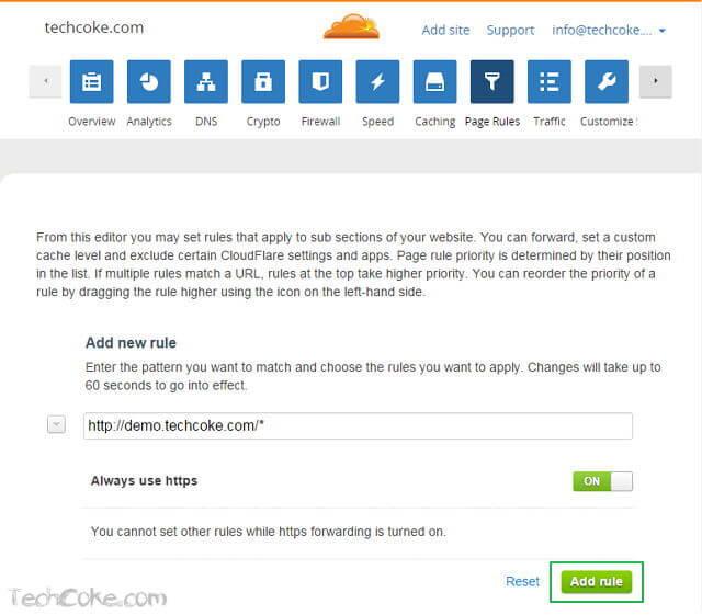 Blogger 自訂網址使用 CloudFlare Flexible SSL 設定 HTTPS_202