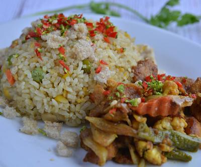 Resepi Nasi Goreng Ayam Paprik Yang Sedap