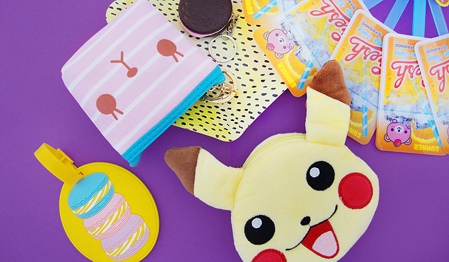 surprise kawaii bag, blippo, giveaway