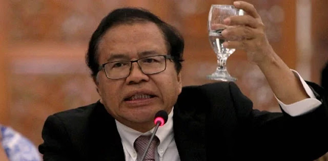 Rizal Ramli Nilai Kritik Gerindra ke Pemerintah Ada yang Ngawur