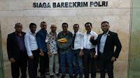 Kaukus Bidos Jakarta Laporkan Steven ke Bareskrim Polri