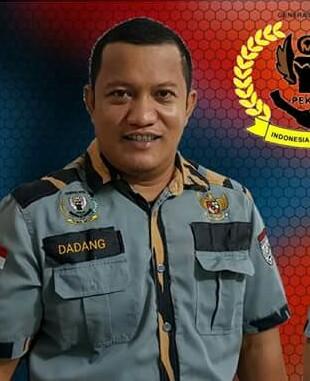 Generasi Muda PEKAT-IB Asahan M Dadang Irwan Rany