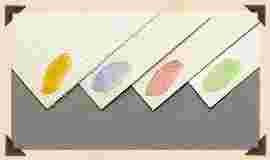 انواع الورق المستخدم في الرسم