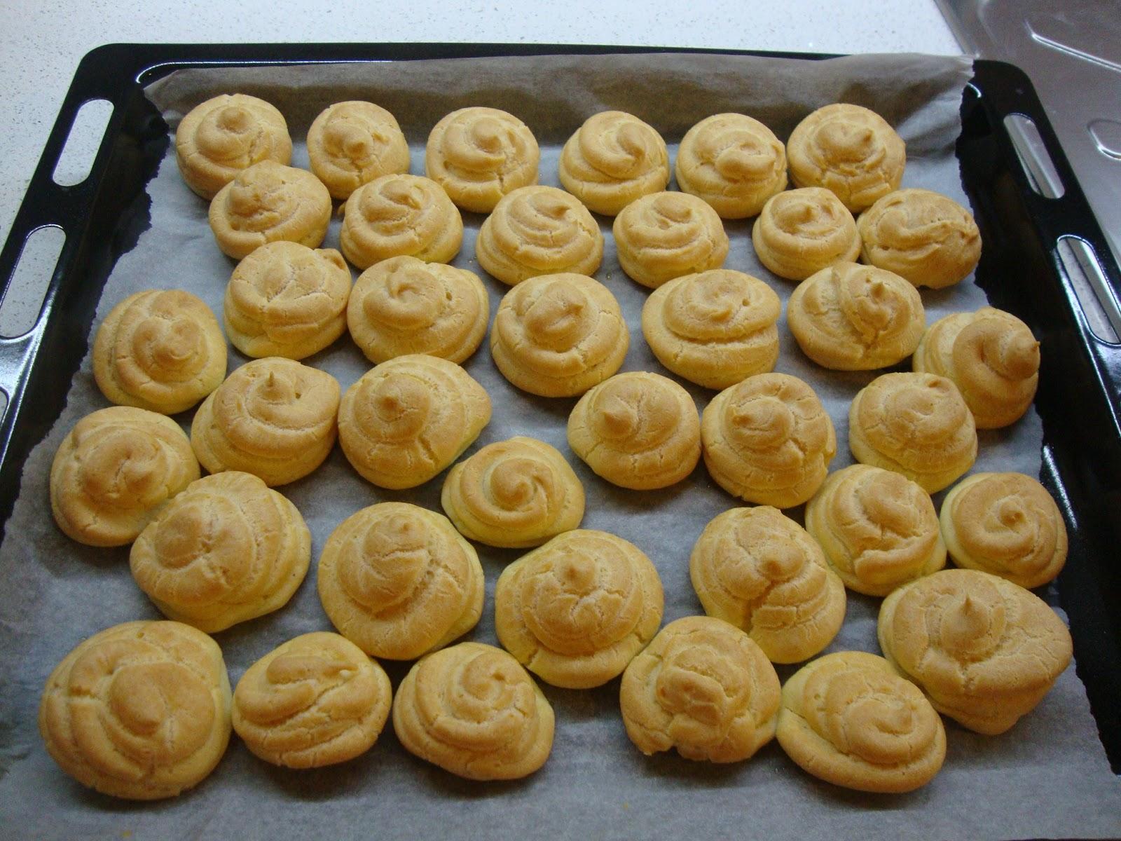 Pastane Usulü Profiterol