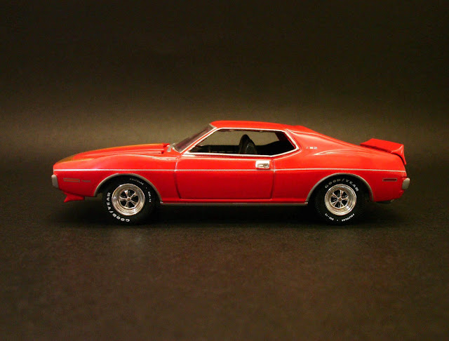 4 Car Garage >> Diecast Hobbist: 1972 AMC Javelin AMX