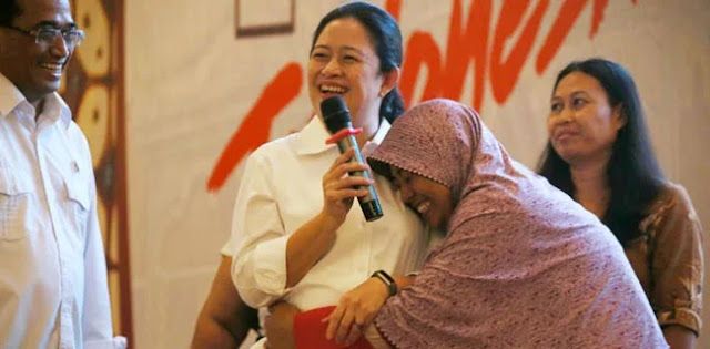 Mentri Puan: Selama Pemerintahan Presiden Jokowi, Kesejahteraan Rakyat Meningkat