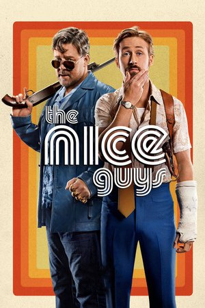 Poster The Nice Guys 2016