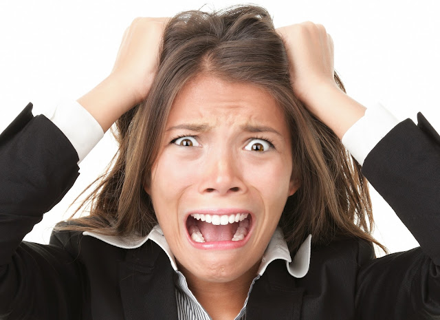 How stress can aggravate skin conditions by barbies beauty bits and reviv serums