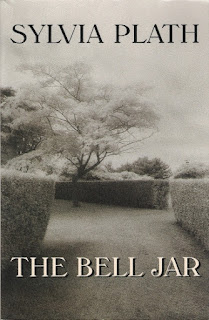 BELL JAR - BOOK COVER