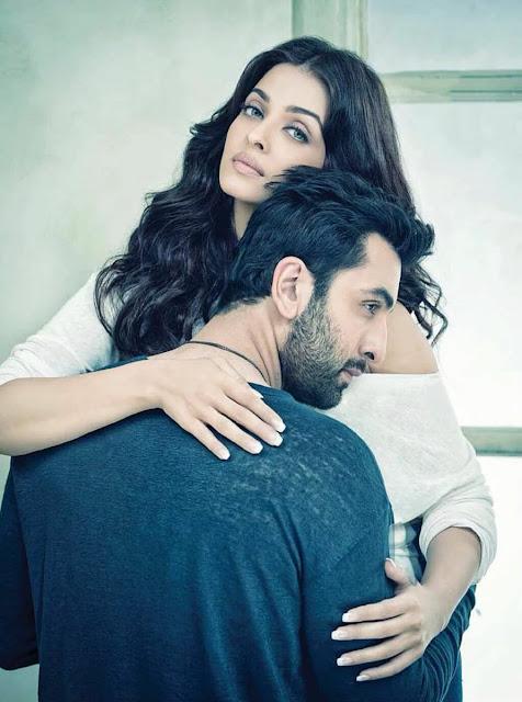 Ranbir, Aishwarya Filmfare Magazine Photoshoot HD Pics