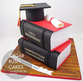 simple  best graduation cake ideas for 2017  fashenista