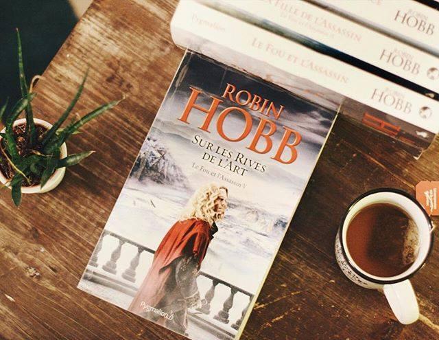 Robin Hobb le fou et l assassin fantasy Pygmalion