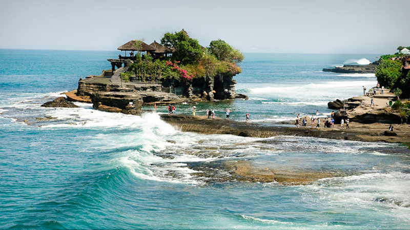5 Tourism Objects in Bali You Must Visit Tanah Lot