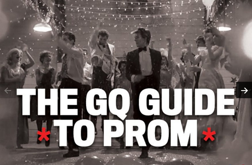 ffac659acd GQ magazine  Style  2017 The GQ Guide to Prom (Look)