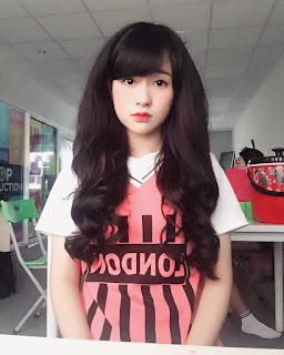 Gái xinh tiểu sử Nguyễn Ngọc Bảo My facebook
