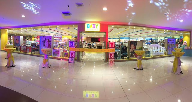 Baby Company Megamall Branch Grand Opening Day