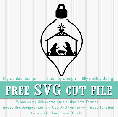 free christmas svg file lilly ashley