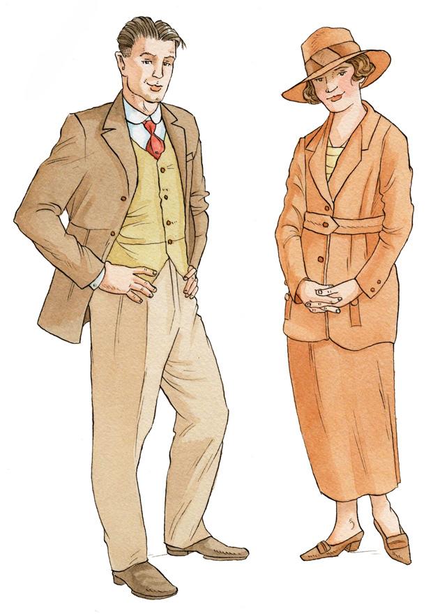 2726b9109 Tommy e Tuppence Beresford, de Agatha Christie
