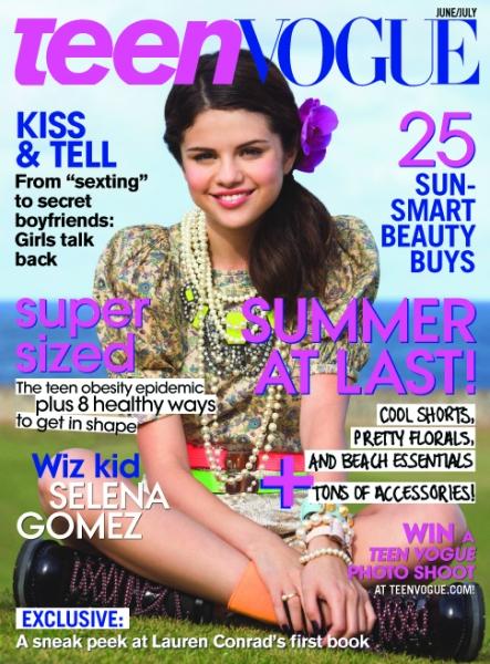 Teenage Magazine Names: Kane Mcdonald-Media: Teenage Girl Magazine Covers