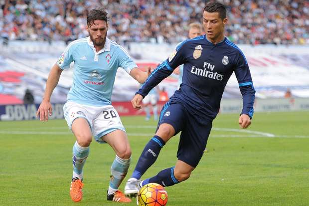 Celta Vigo vs Real Madrid