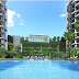 The greatest architectural site of flat-blocks project in Singapore