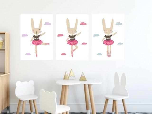 plakaty dziecięce do druku za darmo