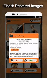 DigDeep Image Recovery - screenshot 7