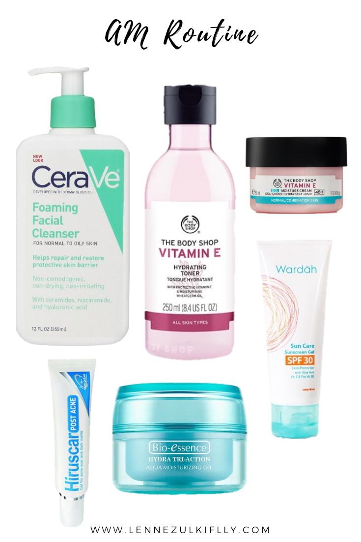 Skincare Routine 2019 Edition | Oily Skin