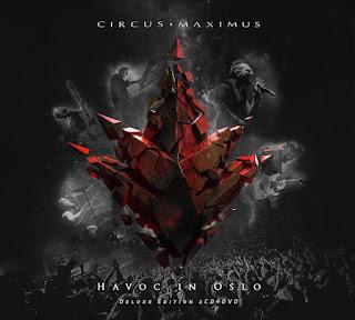 """Το βίντεο του τραγουδιού των Circus Maximus """"The Weight"""" από τον δίσκο """"Havoc Live in Oslo"""""""