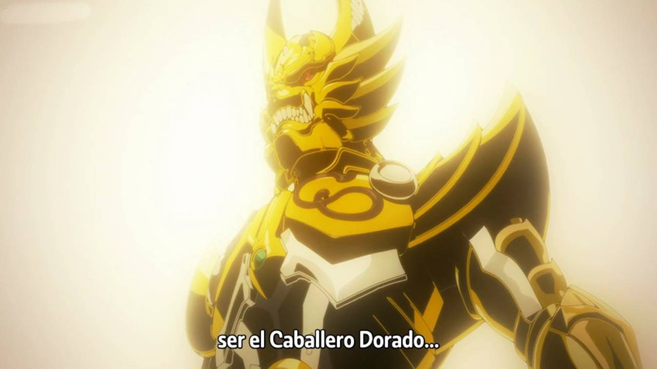 Garo Movie Divine Flame Sub Español