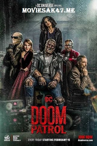 Watch Online Free Doom Patrol Season 1 2019 Full Download 480p 720p 1080p Complete HD, Doom Patrol S01,