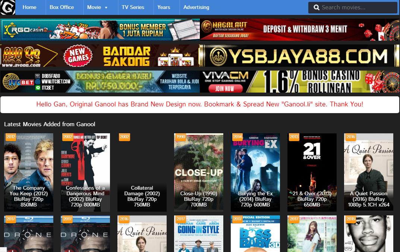 12 situs download film terbaik terbaru dan terupdate teknodiary ganool reheart Image collections