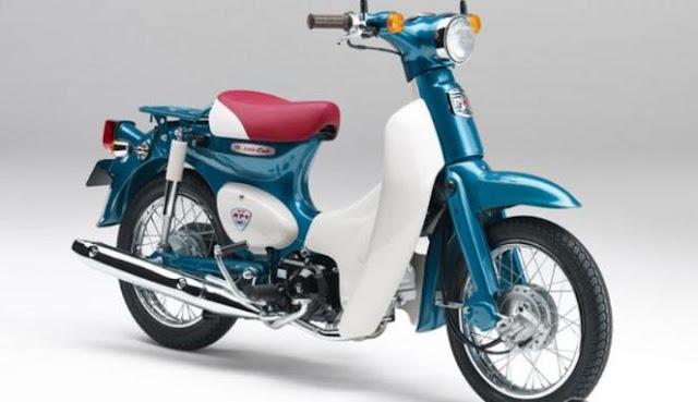 Diproduksi Kembali, Motor Jadul Honda ini Cocok Buat Ibu-ibu, Sayang Harganya Wah Banget