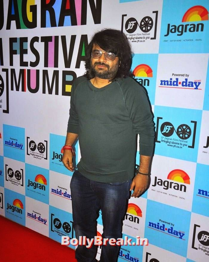 Pritam Chakraborty, 5th Jagran Film Festival Red Carpet Pics