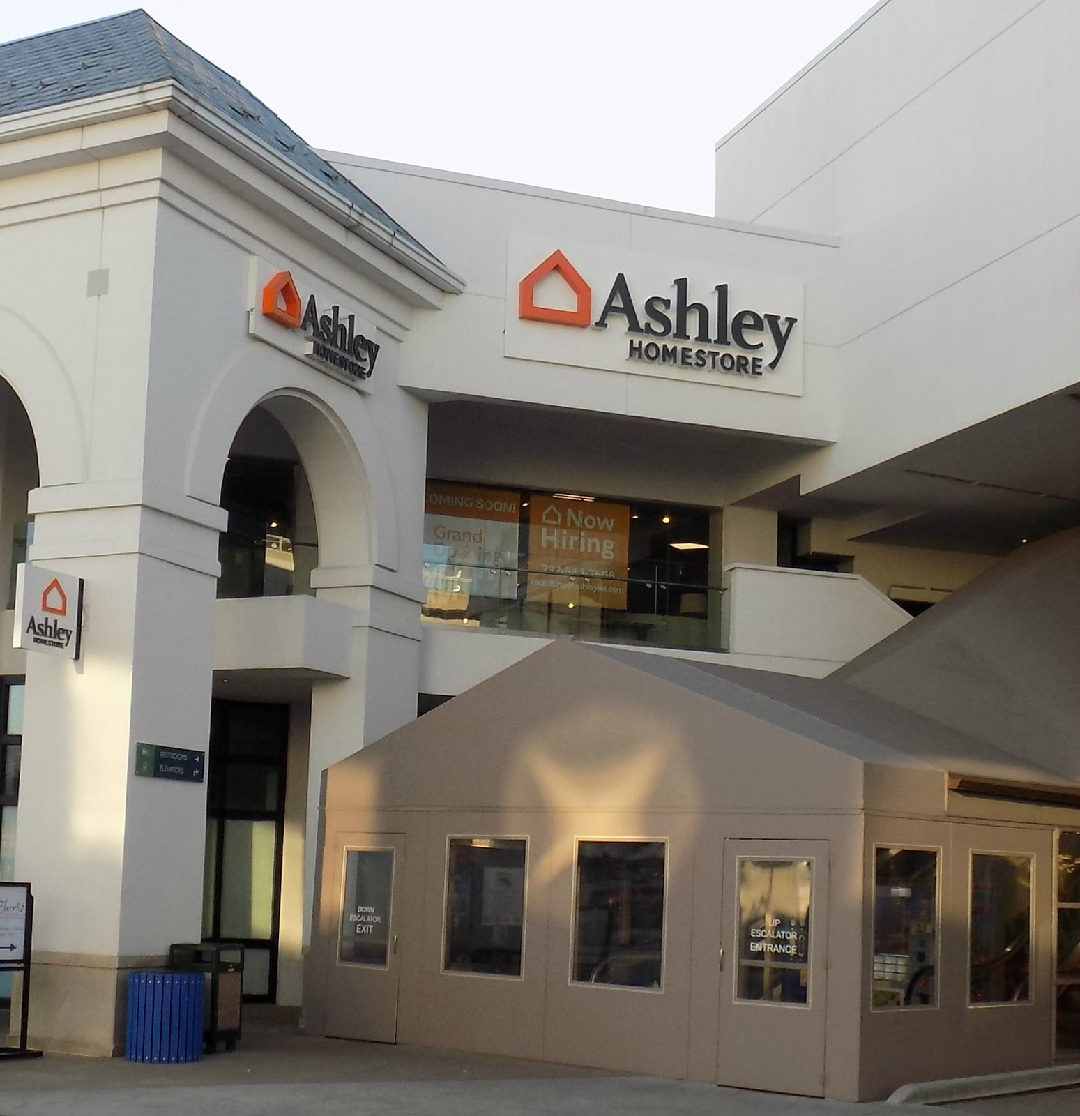 Ashley Home Furniture Ad: Ashley HomeStore Grand Opening At Atlas Park #GrandOpening