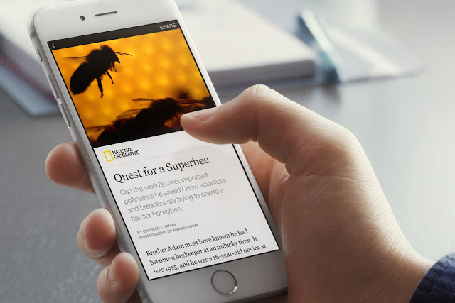 Facebook Introducing Instant Articles Are Now On Messenger