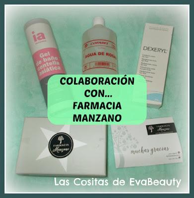 Colaboración con... Farmacia Manzano