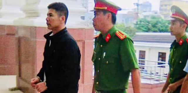 Y án sơ thẩm với nhà hoạt động Nguyễn Trung Trực