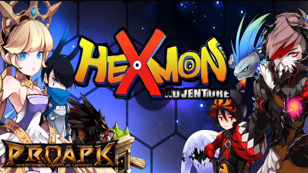 Hexmon Adventure