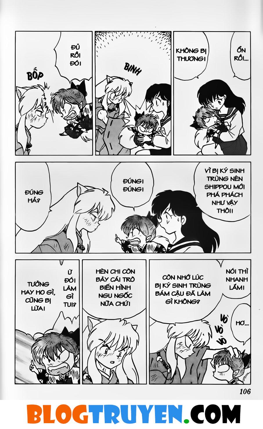 Inuyasha vol 34.6 trang 13