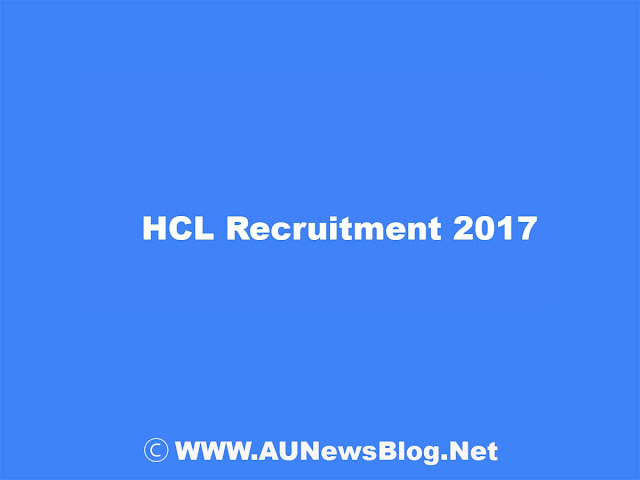 Hindustan Copper Limited (HCL) Recruitment 2017 - Trade Apprentices Jobs