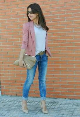 moda feminina blazer