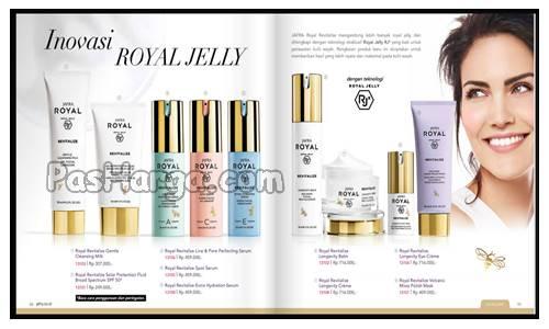 Daftar Harga Katalog Jafra Kosmetik