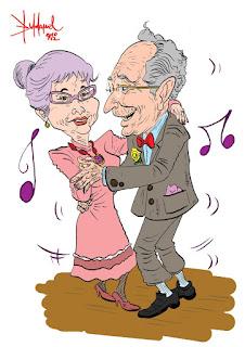 1º Baile da Terceira Idade como valorização da pessoa idosa